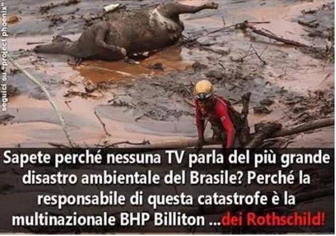 La Catastrofe in Brasile che nessun Tg si è preoccupato di dirvi.VERGOGNA...GUARDA IL VIDEO