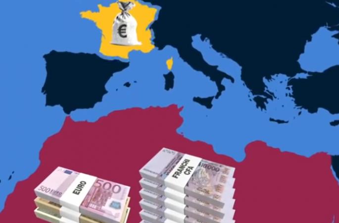"""Come la Francia """"fa la cresta"""" sull' Africa con i Franchi CFA"""