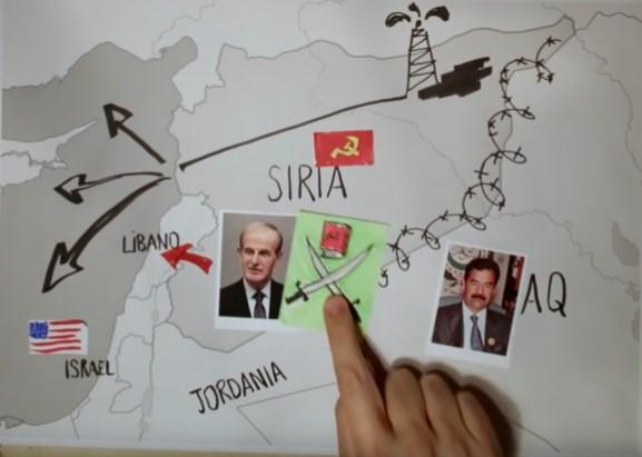 Ma quale guerra di religione,è il dio denaro la causa di tutto!Ecco i veri motivi della guerra in Siria
