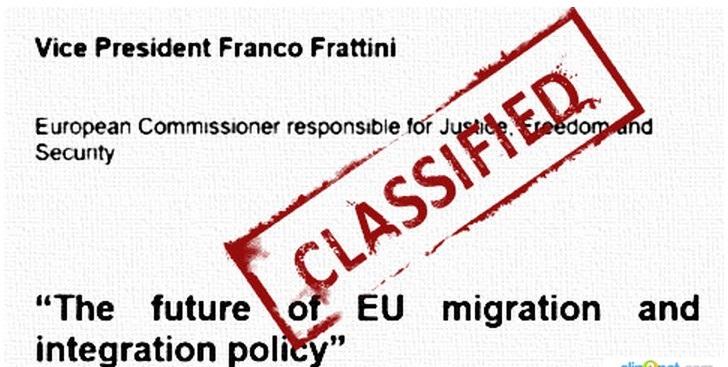 """I piani dell' UE e della Germania sull' IMMIGRAZIONE SELETTIVA""""! Ecco le prove.Leggi"""