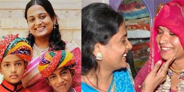 La coraggiosa donna indiana che ha fermato 900 matrimoni di spose bambine