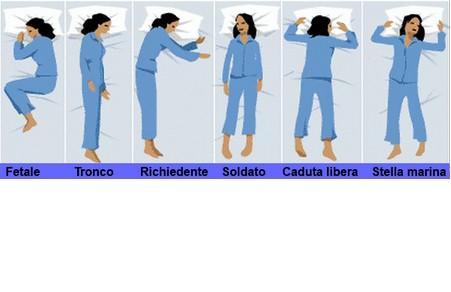 Lo sapevi che la posizione con la quale dormi rivela il tuo carattere?Ecco che tipo/a sei e se dormi bene