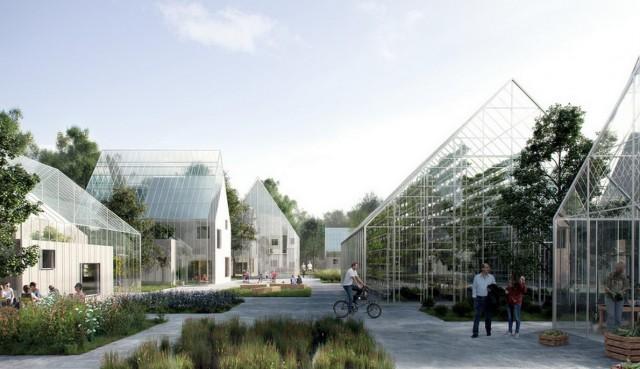 Questo è il primo ecovillaggio del mondo che genera la propria energia e ricicla i propri rifiuti.LE FOTO