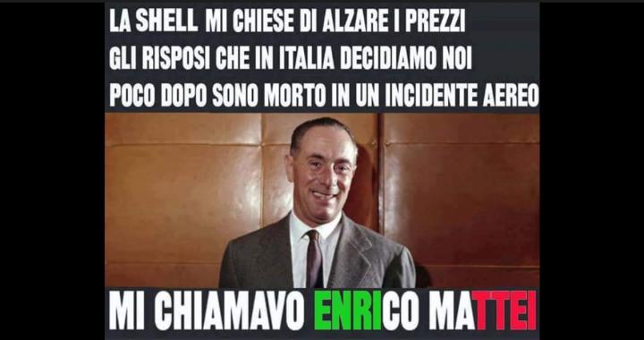 C'erano agenti segreti francesi, coperti dalla Cia e aiutati dalla mafia, dietro la fine di Enrico Mattei?