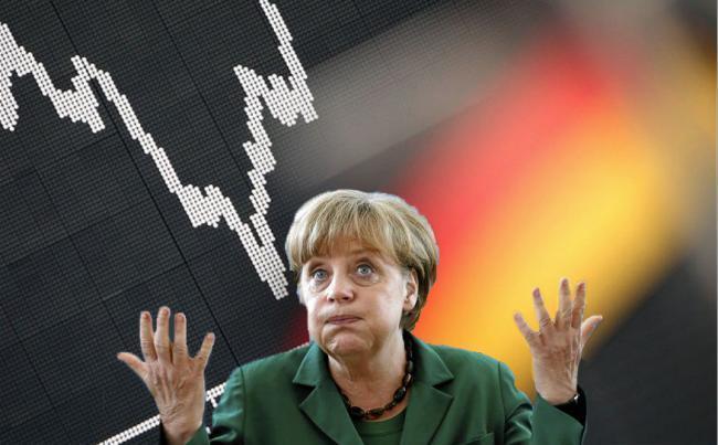L'Europa che arricchisce la Germania.Ora è il nuovo leader mondiale dell' export,mentre gli altri soccombono