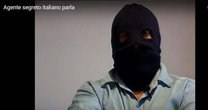 Ex agente segreto italiano parla di traffici segreti di stato che nessuno oserebbe immaginare. IL VIDEO