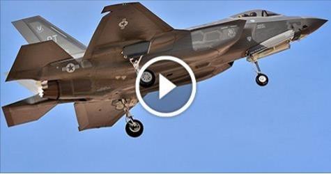 """La scoperta sugli F35 acquistati dagli Usa con i soldi pubblici è pazzesca! Un """"bidone"""" colossale!VIDEO"""