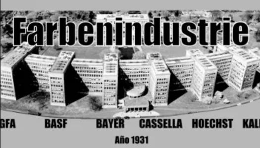 Il cartello del petrolio e dei farmaci dietro la Seconda Guerra Mondiale.Lo rivelano gli archivi di Norimberga