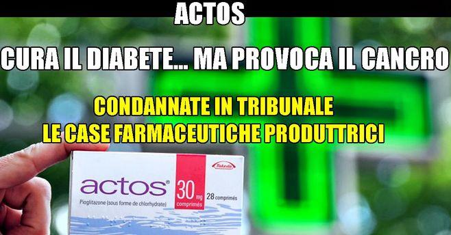 Condannate 2 case farmaceutiche per aver messo in commercio farmaci cancerogeni.Ma nessuno lo sa