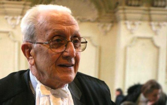 """La """"condanna"""" di Ferdinando Imposimato alla legge sui vaccini obbligatori"""