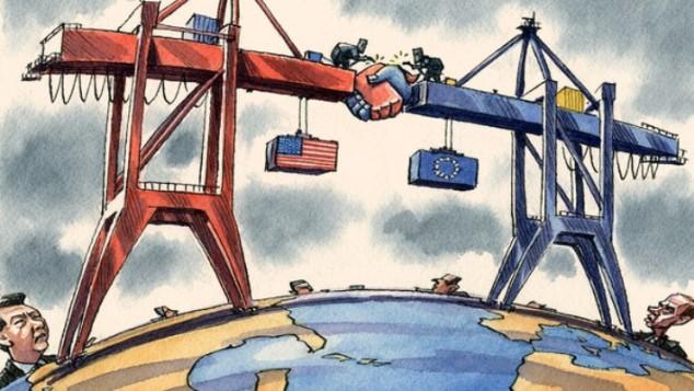 """La Francia prova a far ragionare l'Italia: """"Rinunciate al TTIP, come faremo noi"""""""