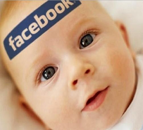 Non pubblicate le foto dei vostri figli su Facebook,è pericoloso!Ecco perchè