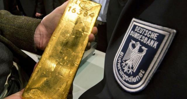 La Germania rimpatria il suo oro. E' l'inizio del dopo euro?