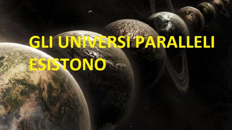 """Gli scienziati: """"esistono universi paralleli che interagiscono tra loro"""""""