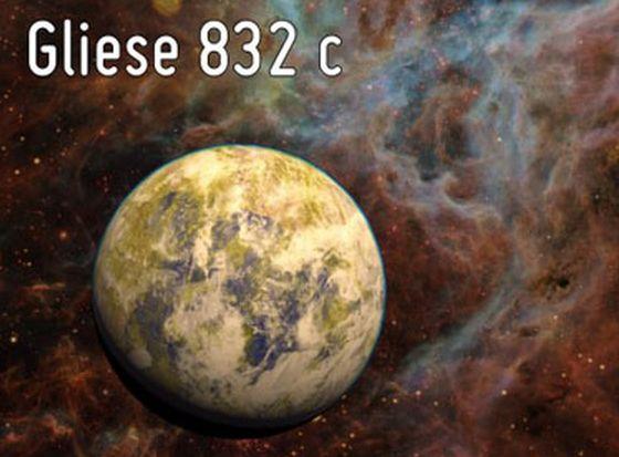 Scoperto Gliese 832c,un pianeta simile alla terra distante solo 16 anni luce.