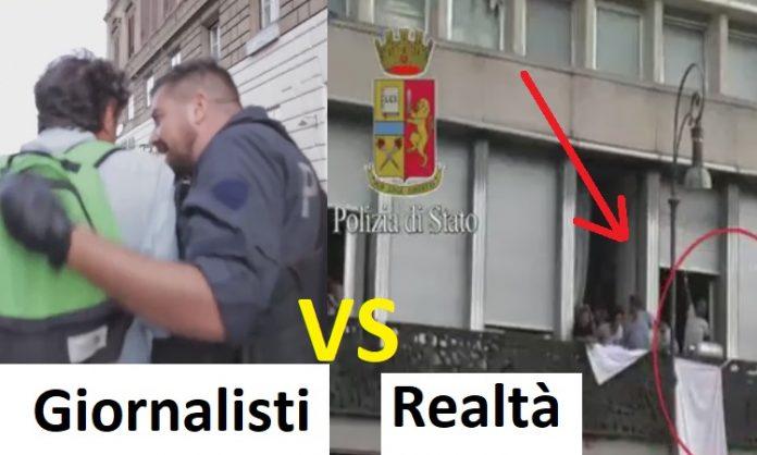 Guerriglia a Roma: Ecco cos'è successo veramente.VIDEO