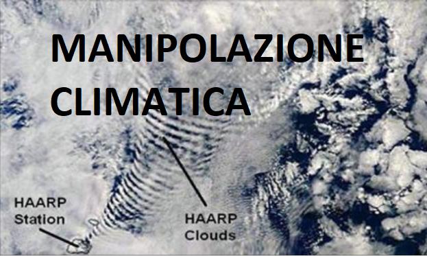 Haarp: le foto satellitari Nasa che dimostrano la manipolazione climatica