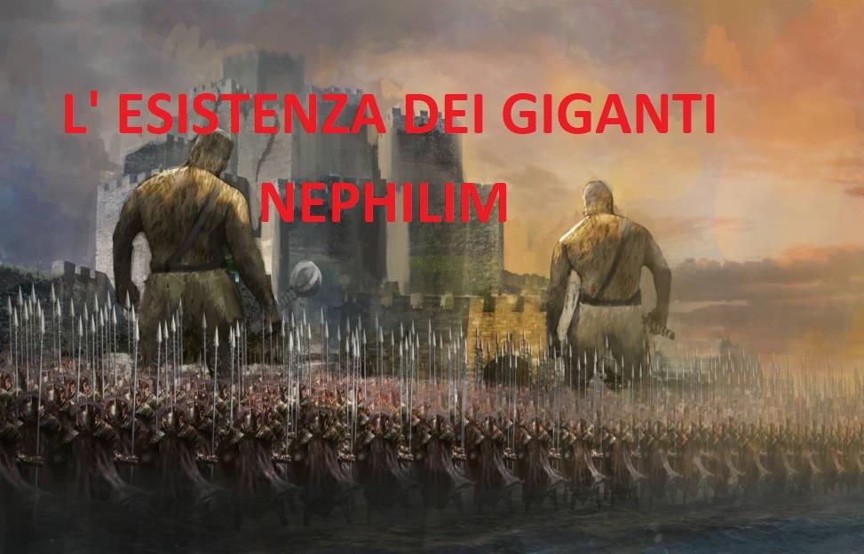 Nephilim: l'esistenza dei giganti menzionati nelle Bibbia. Mito o verità?