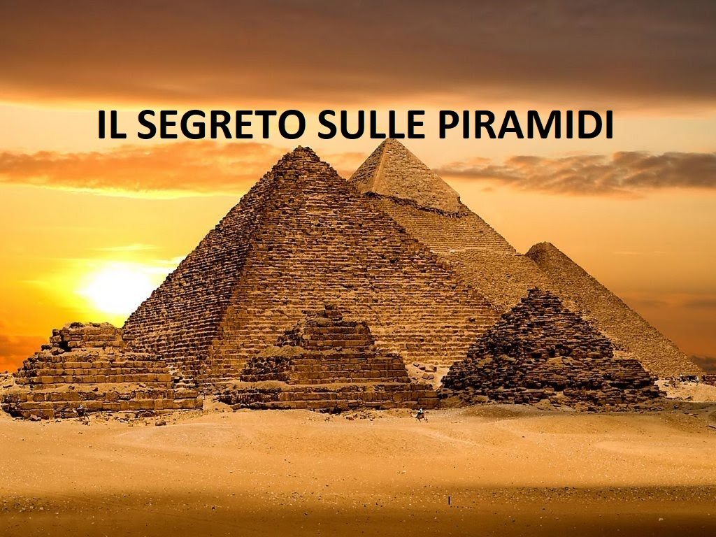 Un fisico ha scoperto un segreto sulle piramidi che cambierà il mondo