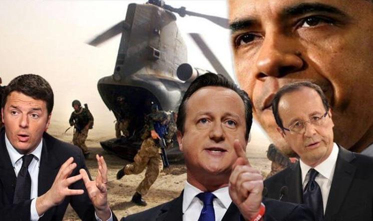 Assurdo!Ecco la vera ragione della guerra in Libia. Altro che esportatori di democrazia!IL VIDEO