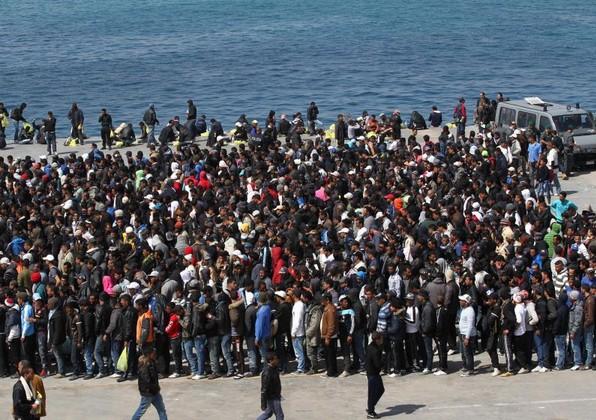 Il presidente della Repubblica Ceca spiega (senza fronzoli) quali sono i veri motivi dell'ondata di immigrazione in Europa