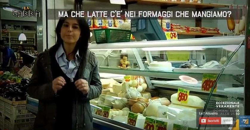 Formaggi pregiati italiani prodotti con latte scadente straniero