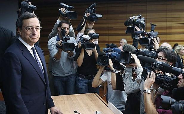 Ora fanno vedere Draghi come il salvatore d'Europa,ma sapete realmente cosa succederà?