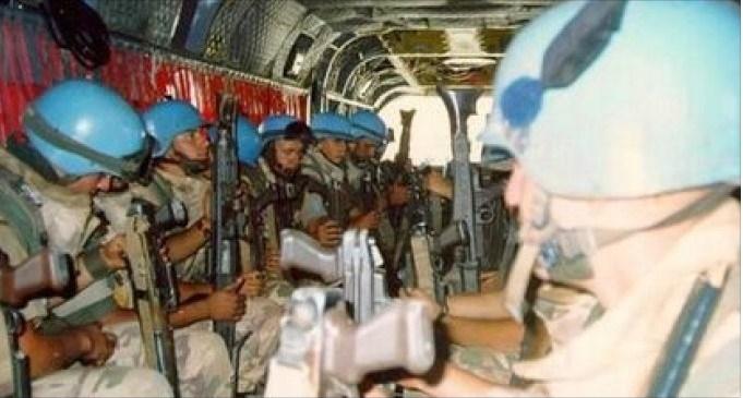 4000 militari italiani tornati dalle missioni malati di cancro.