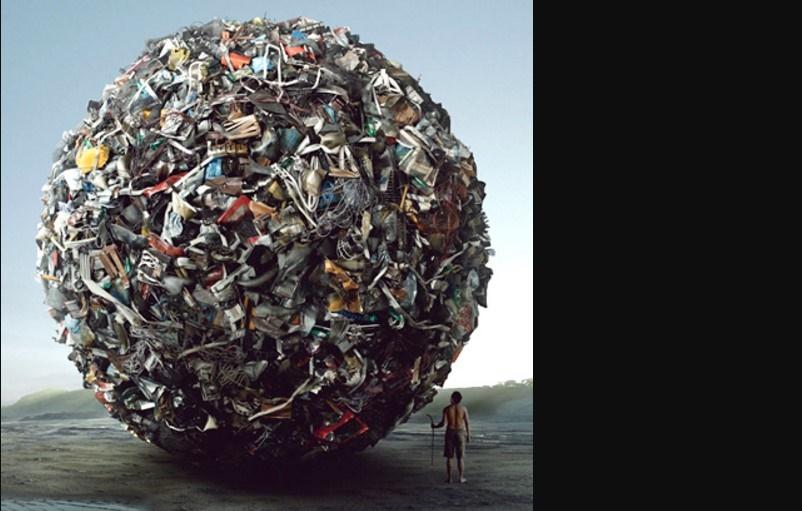 Il genere umano finirà sommerso dai suoi stessi rifiuti. Ecco perchè. IL VIDEO