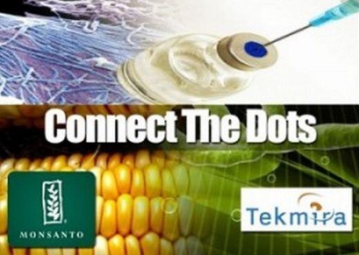 La Monsanto sponsorizza la Tekmira per produrre il vaccino per Ebola e guadagnare...