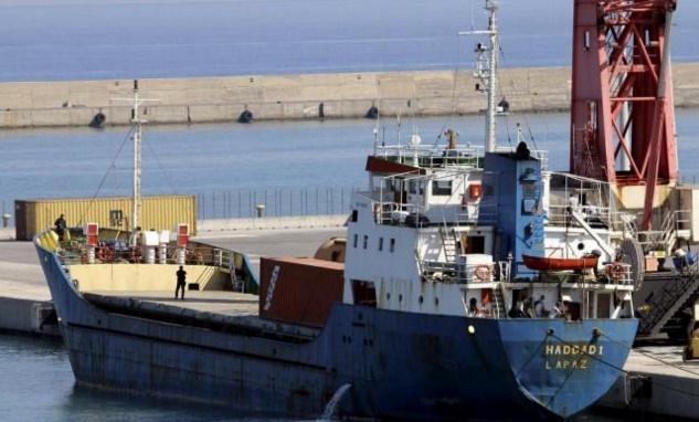 La Grecia intercetta una nave turca carica di armi e munizioni per i jihadisti dell'ISIS in Libano