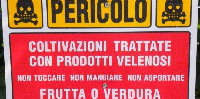 Pesticidi in agricoltura: la petizione per tutelare chi abita in zone agricole