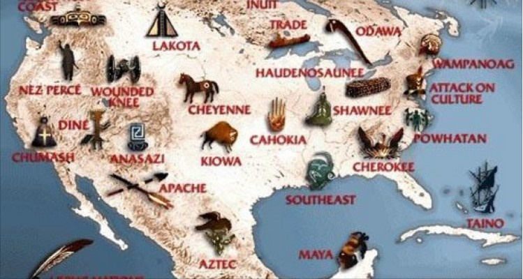 L' Olocausto Dimenticato dei Nativi Americani