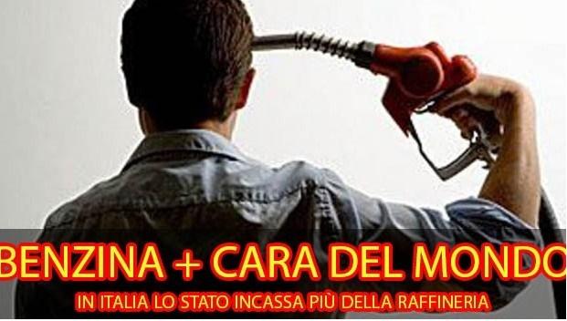 """Il petrolio scende, ma in Italia benzina e diesel no...Ci staranno truffando?Ecco chi ci fa la """"cresta"""" su"""