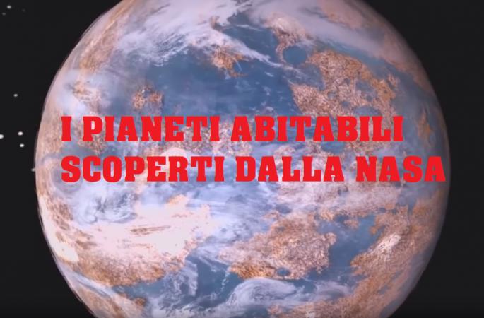 Pianeti abitabili: Nasa scopre decine di pianeti che potrebbero ospitare la vita