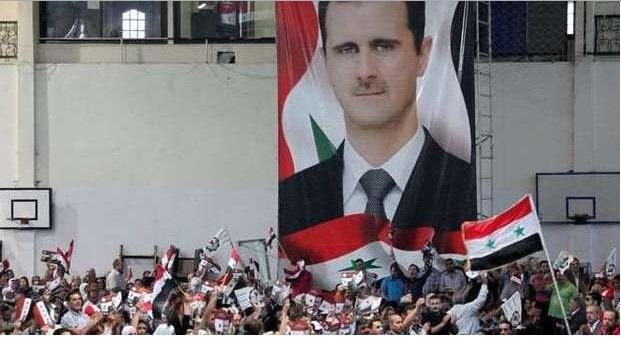 Il popolo siriano è con Assad,milioni di firme raccolte per lui da mostrare agli occidentali,ma i tg ovviamente non ce lo dicono...