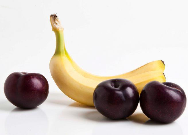 I benefici del POTASSIO... Si a prugne e banane che sono integratori naturali!