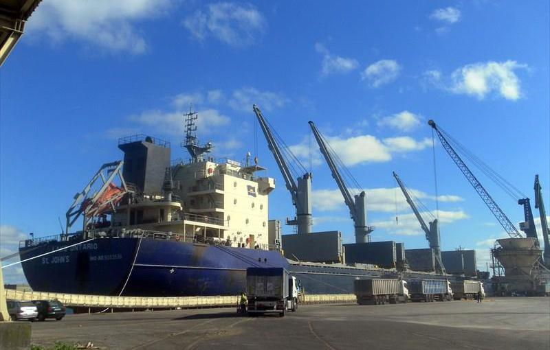 Grano canadese al glifosato sbarca al porto di Pozzallo. 190 mila quintali