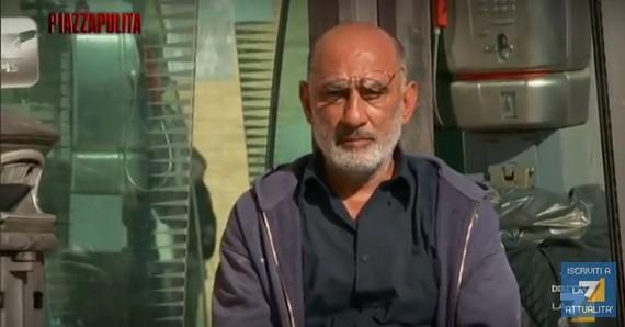Si finge un profugo siriano e chiede ospitalità in Vaticano.Guarda come lo hanno trattato!VIDEO