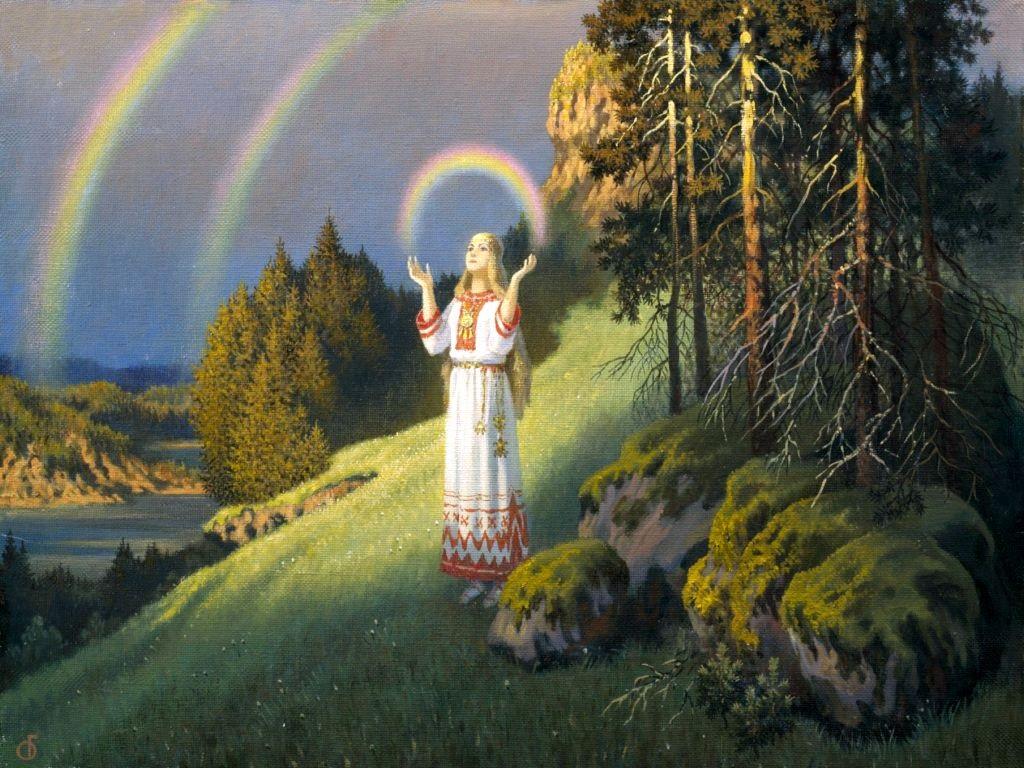 """STORIA CENSURATA: Quando """"Dio"""" era un donna."""