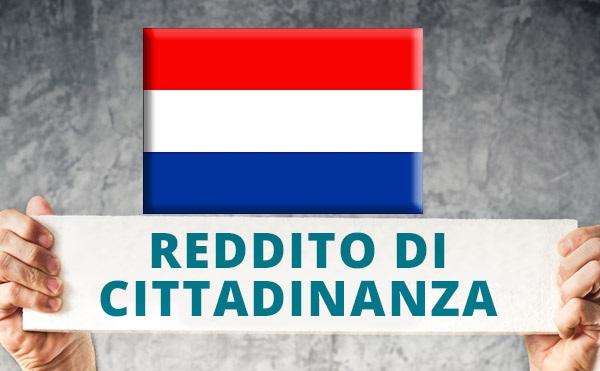 Siamo in Olanda, dove il reddito di cittadinanza c'è e funziona alla grande