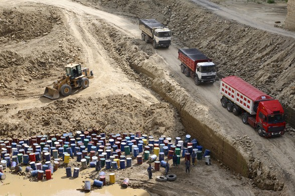 Rifiuti tossici: Nord inquinato come il sud, ma nessuno ne parla