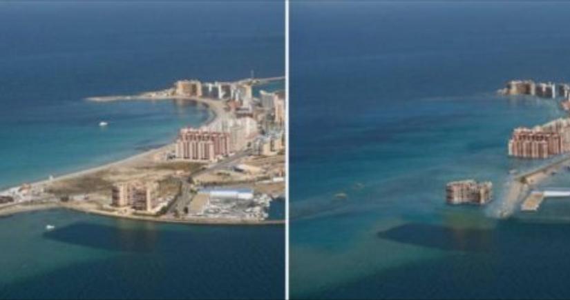 Riscaldamento globale: il preoccupante innalzamento degli oceani