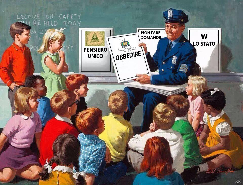 Non sono più scuole ma centri di indottrinamento. Ecco perchè