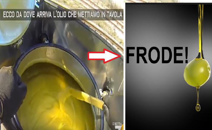Ecco da dove viene l' olio che acquistiamo come made in Italy