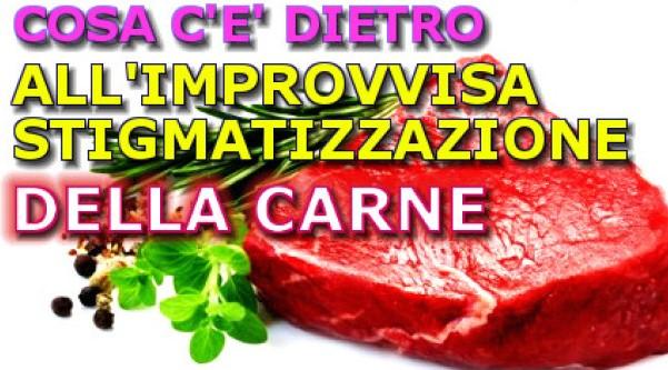 Cosa c'è dietro all'improvvisa stigmatizzazione della carne