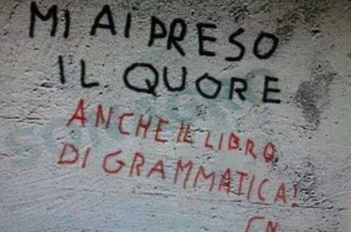 Gli studenti scrivono male in italiano? Colpa di chi ha smantellato la scuola. Ecco perchè
