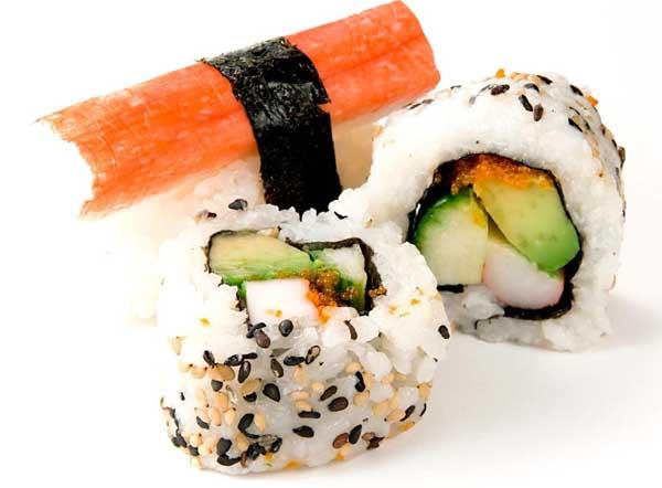 I pericoli nascosti di sushi & Company