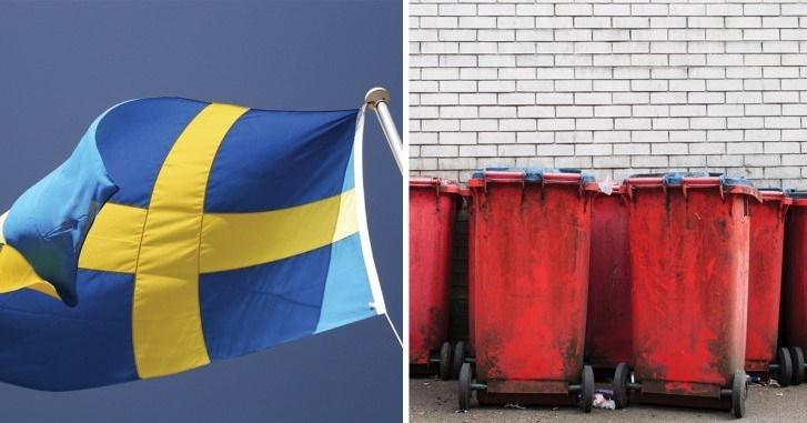 In Svezia il riciclo è così efficiente che hanno finito i rifiuti...Ecco il loro segreto. IL VIDEO