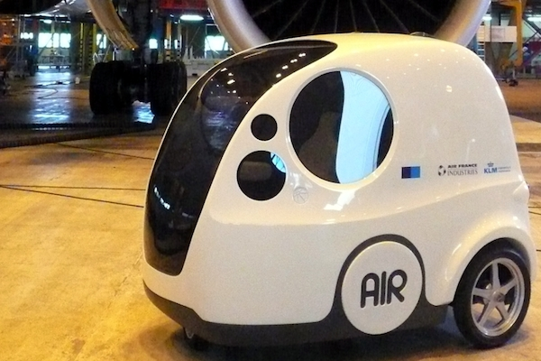 AirPod: L'auto ad aria compressa della Tata Motors. I VIDEO